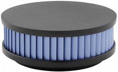 Pyrexx PX-1 Rauchmelder V3-Q schwarz - himmelblau - schwarz