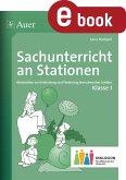 Sachunterricht an Stationen 1 Inklusion (eBook, PDF)