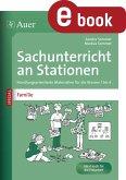 Sachunterricht an Stationen Spezial Familie (eBook, PDF)