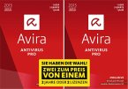 Avira AntiVirus Pro 2015 (1+1 User/3 Geräte/1 Jahr)