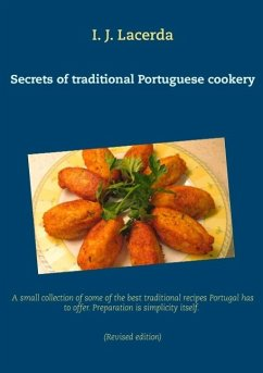 Secrets of traditional Portuguese cookery (eBook, ePUB) - Lacerda, I. J.