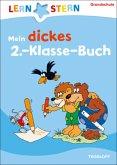 Lernstern: Mein dickes 2.-Klasse-Buch