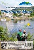 KKV Rad- und Wanderkarte Thüringer Meer