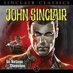 In Satans Diensten / John Sinclair Classics Bd.23 (Audio-CD)
