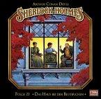 Das Haus bei den Blutbuchen / Sherlock Holmes Bd.22 (1 Audio-CD)
