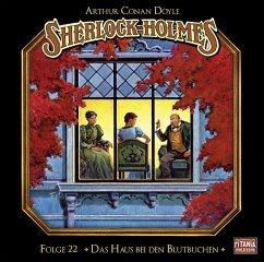Das Haus bei den Blutbuchen / Sherlock Holmes Bd.22 (1 Audio-CD) - Doyle, Arthur Conan