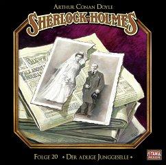 Sherlock Holmes - Der adlige Junggeselle, Audio-CD - Doyle, Arthur Conan
