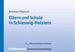 Eltern und Schule in Schleswig-Holstein (eBook, ePUB) - Pfautsch, Reinhart