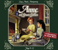 Anne of Green Gables, 4 Audio-CDs - Montgomery, Lucy Maud