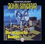 Die magische Bombe / Geisterjäger John Sinclair Bd.104 (1 Audio-CD)
