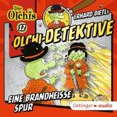 Eine brandheiße Spur / Olchi-Detektive Bd.12 (MP3-Download)
