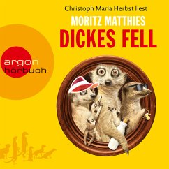 Dickes Fell / Erdmännchen Ray & Rufus Bd.4 (MP3-Download) - Matthies, Moritz