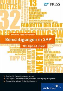 Berechtigungen in SAP ? 100 Tipps & Tricks (eBo...