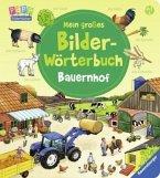 Mein großes Bilder-Wörterbuch: Bauernhof (Restexemplar)