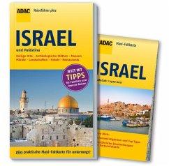 ADAC Reiseführer plus Israel und Palästina - Studemund-Halévy, Michael