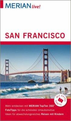 MERIAN live! Reiseführer San Francisco - Dohnke, Kay