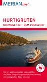 MERIAN live! Reiseführer Hurtigruten Norwegen mit dem Postschiff