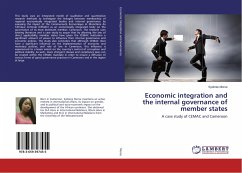 Economic integration and the internal governance of member states - Morse, Sydonie