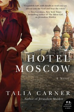 Hotel Moscow (eBook, ePUB) - Carner, Talia