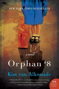 Orphan #8 (eBook, ePUB) - Alkemade, Kim Van
