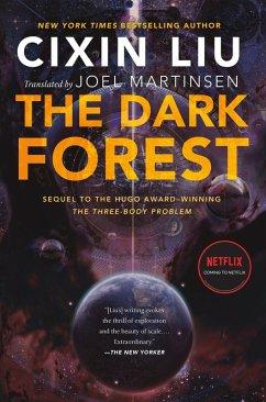 The Dark Forest (eBook, ePUB) - Liu, Cixin