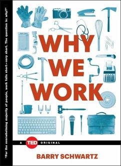 Why We Work (eBook, ePUB) - Schwartz, Barry