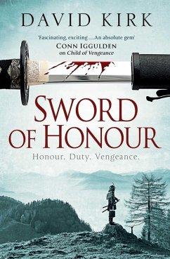 Sword of Honour (eBook, ePUB) - Kirk, David