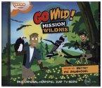 Go Wild! - Mission Wildnis - Raubvögel, Audio-CD