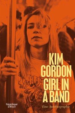 Girl in a Band (eBook, ePUB) - Gordon, Kim