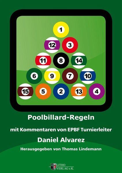 Regeln Poolbillard