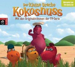 Der Kleine Drache Kokosnuss - Hörspiel zur TV-Serie 02, 1 Audio-CD - Siegner, Ingo