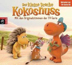 Der Kleine Drache Kokosnuss - Hörspiel zur TV-Serie 03, 1 Audio-CD - Siegner, Ingo