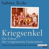 Kriegsenkel: Die Erben der vergessenen Generation (MP3-Download)