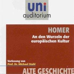 Homer - An den Wurzeln der europäischen Kultur (MP3-Download) - Stahl, Michael