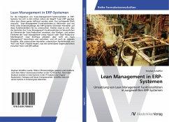 Lean Management in ERP-Systemen