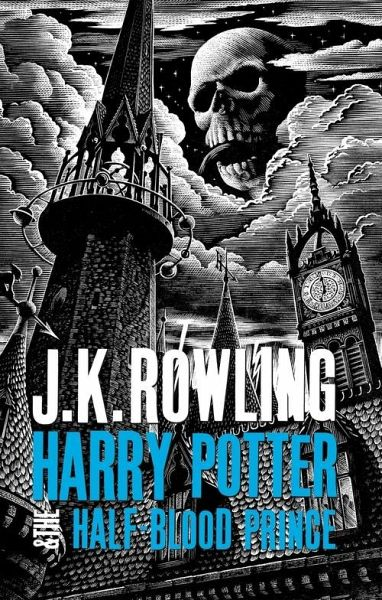 harry potter 6 and the halfblood prince von joanne k