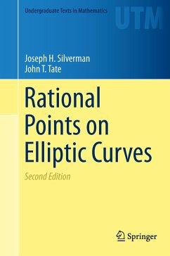 Rational Points on Elliptic Curves - Silverman, Joseph H.; Tate, John T.