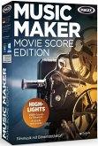 MAGIX Music Maker Movie Score Edition - Überwältigende Filmmusik komponieren!