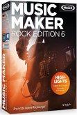 MAGIX Music Maker - Rock Edition 6