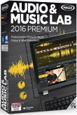 MAGIX Audio & Music Lab 2016 Premium - Multifunktionstool für Audiodaten!