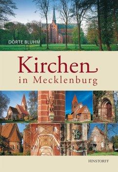 Kirchen in Mecklenburg (eBook, ePUB) - Bluhm, Dörte