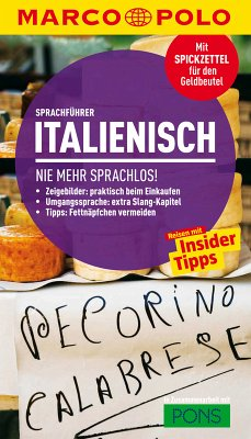 MARCO POLO Sprachführer Italienisch (eBook, PDF)