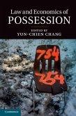 Law and Economics of Possession (eBook, PDF)