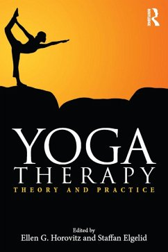 Yoga Therapy (eBook, PDF)