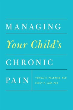 Managing Your Childs Chronic Pain