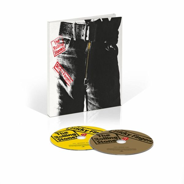 Sticky Fingers (2 CD Deluxe Edition) - The Rolling Stones