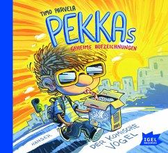 Der komische Vogel / Pekkas geheime Aufzeichnungen Bd.1 (Audio-CD) - Parvela, Timo