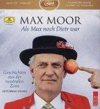 Als Max noch Dietr war, 1 MP3-CD + 2 CD-ROMs