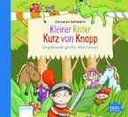 Kleiner Ritter Kurz von Knapp, 1 Audio-CD