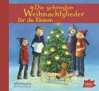 Die schönsten Weihnachtslieder für die Kleinen, Audio-CD